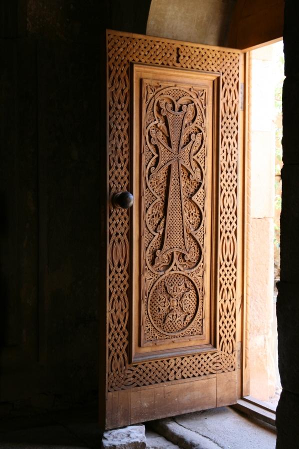 Armenia_Nora_Vank_Monastery_Door