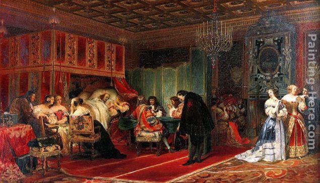 Cardinal Mazarin Dying.jpg