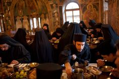 orthodox monks Work Pray Be Saved