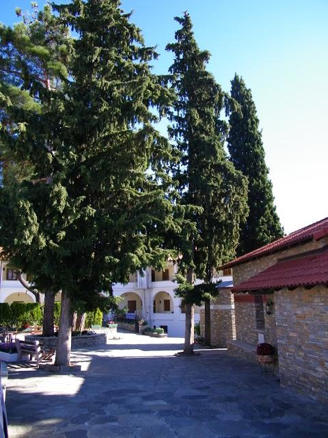Gerondissa Akylina, Porphyria, Sipsa Monastery and St. Georgios Karslidis