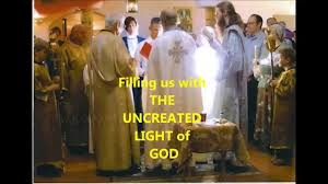 Baptism and Uncreated Light