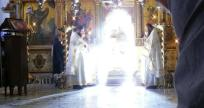 The Uncreated Light During an Orthodox Christian Holy Liturgy