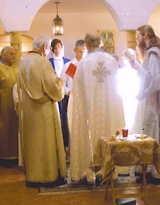 MIRACLE of the Holy Spirit in Christian Orthodox Baptism and more - Divine Union with GOD Jesus Christ. Christian Graces