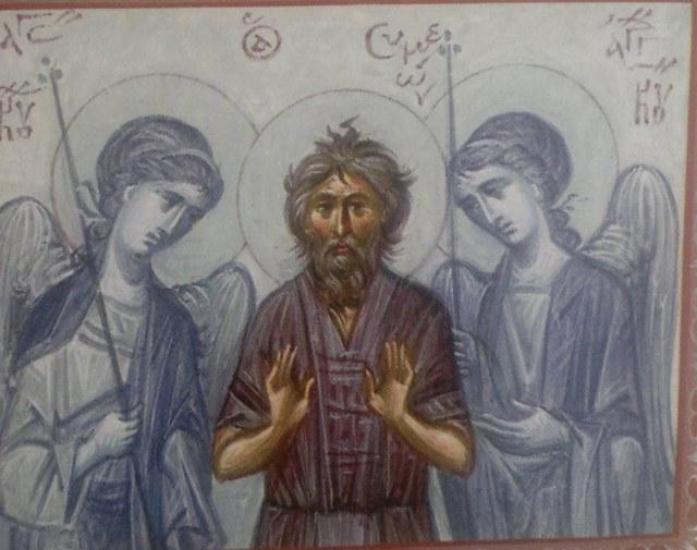 St symeon full for Christ