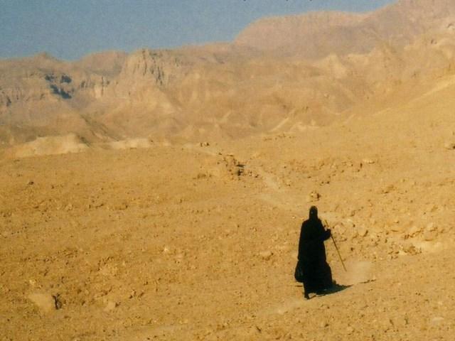 desert-monk
