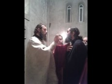 Holy Communion and Uncreated Light