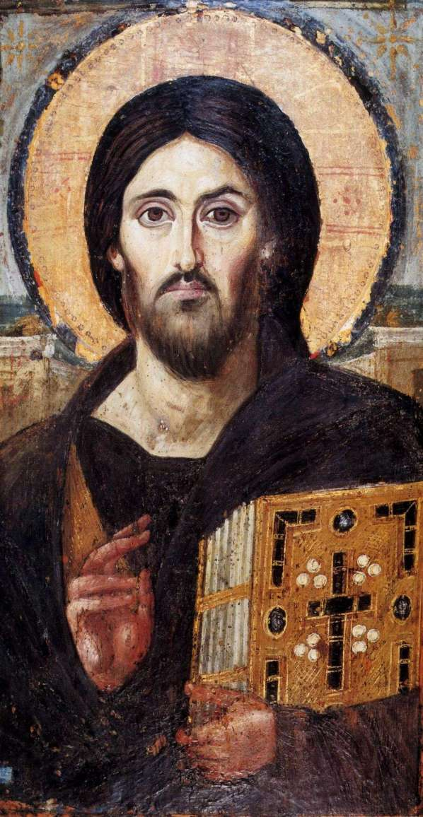 christ sinai