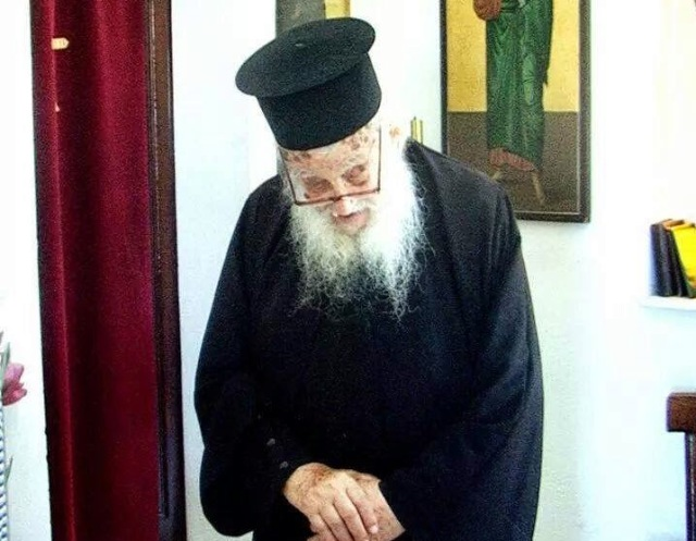 Elder Nektarios Marmarinos