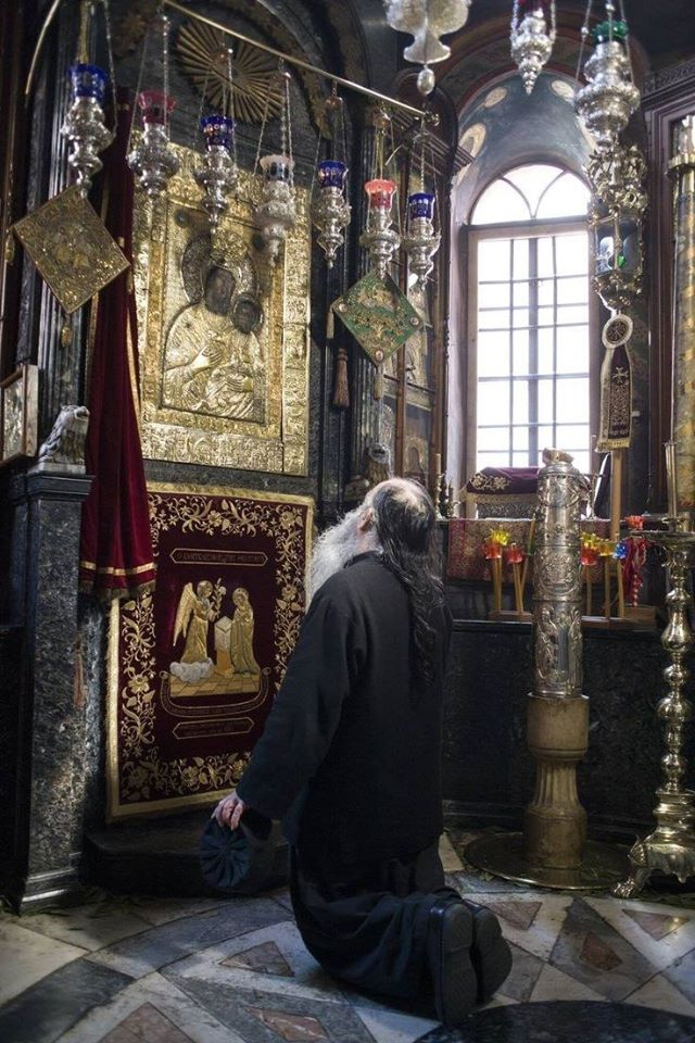 Mount Athos Vigil