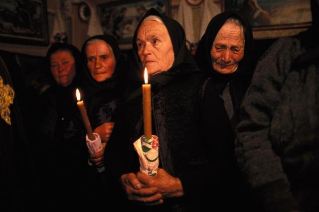 Monastery Vigil