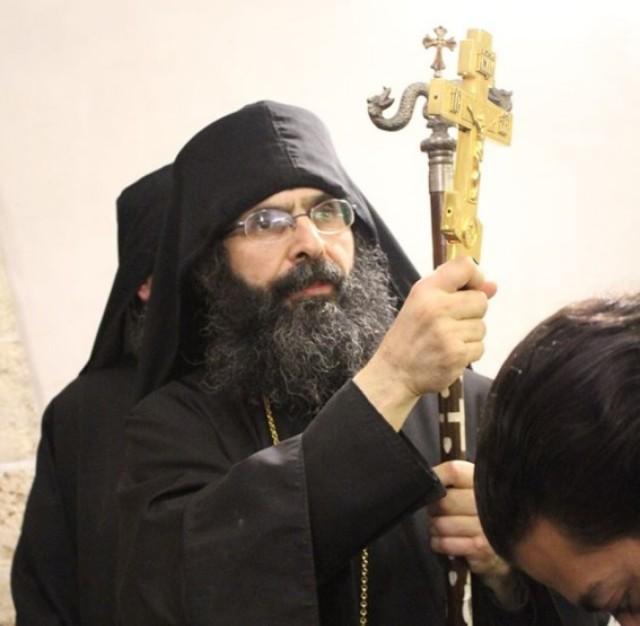Archimandrite Gregorios Estephan