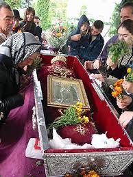 Saint Paraschiva of the Balkans